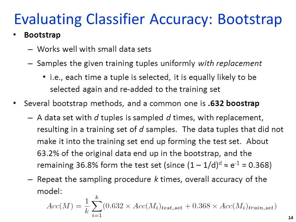 how to choose what measure to when evaluating a classfier