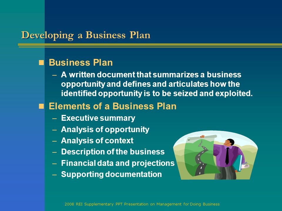 developing a business plan Create a business plan investors won't be able to refuse this course teaches you how to manage employees, create a financial strategy & more.