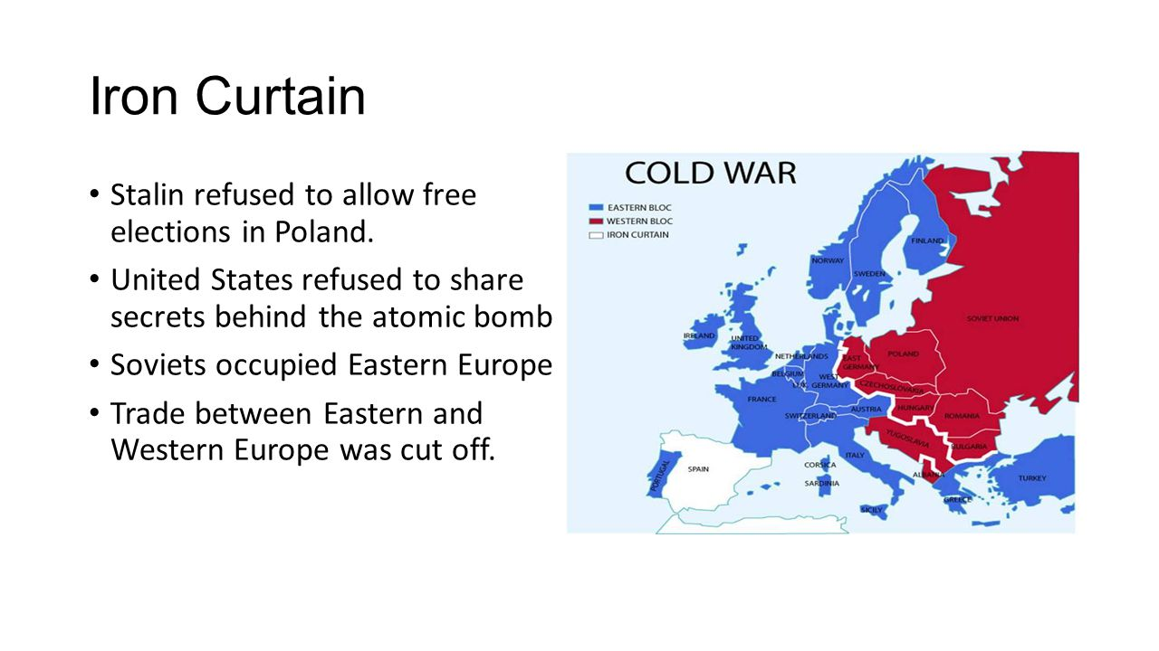 affect of the cold war in The impact of the (early) cold war on  was this a prevailing motivation throughout the cold war how did the cold war affect the lives of american children.