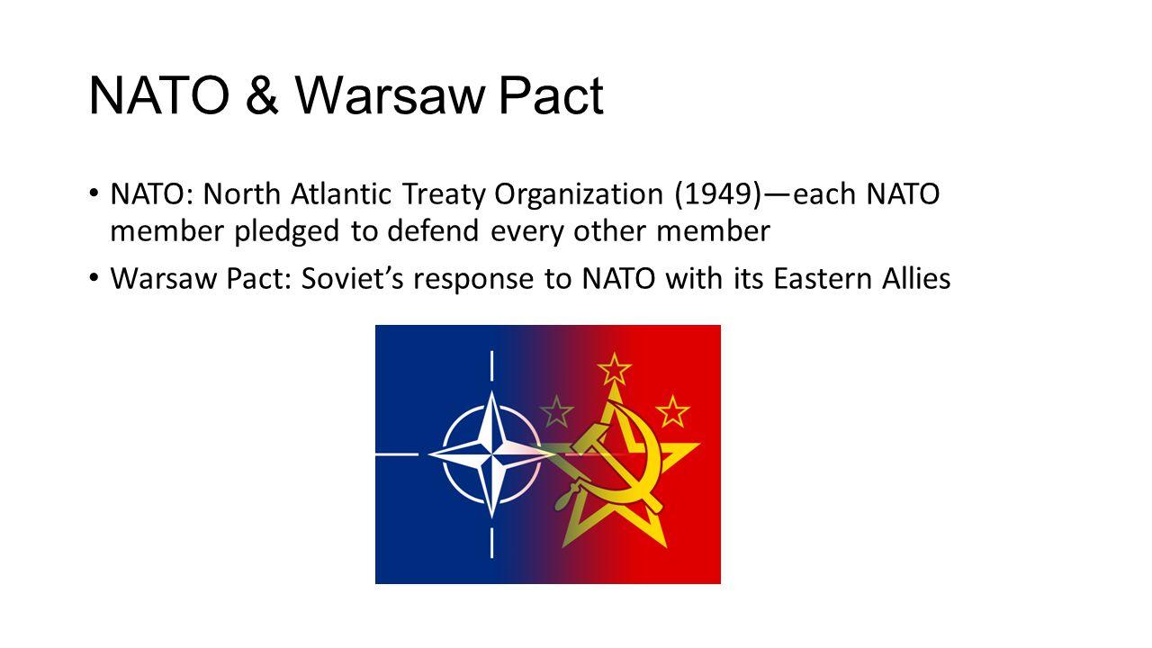 a short background of the north atlantic treaty organization nato