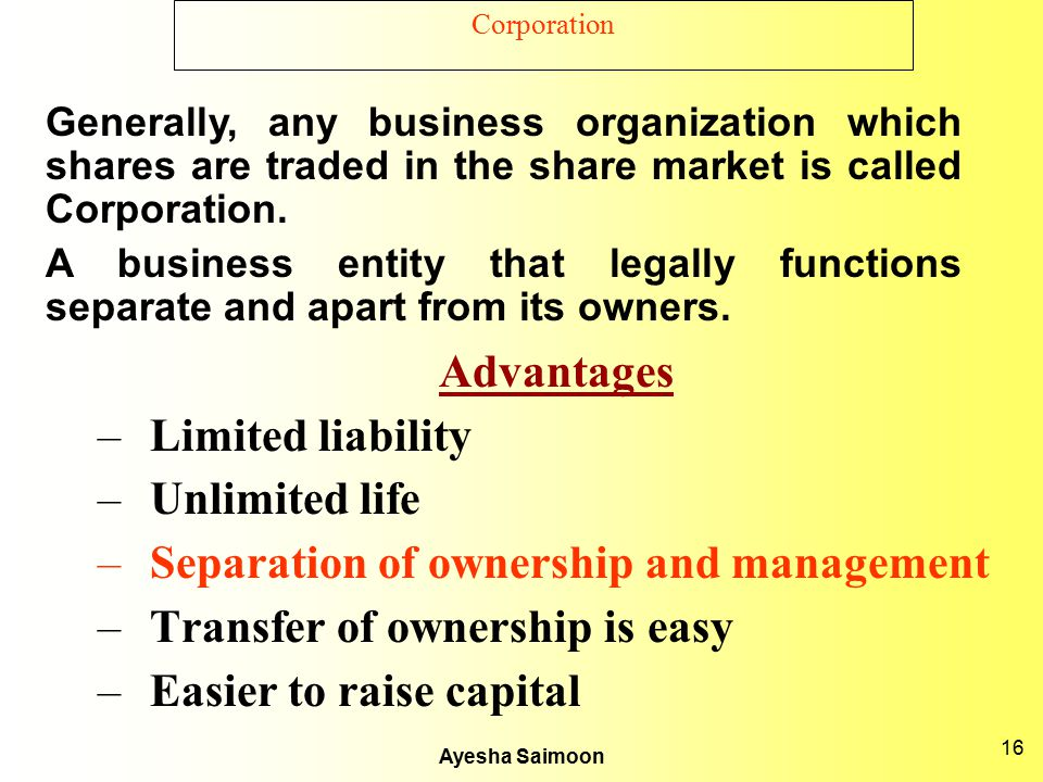 Principles of Finance/L1MBA