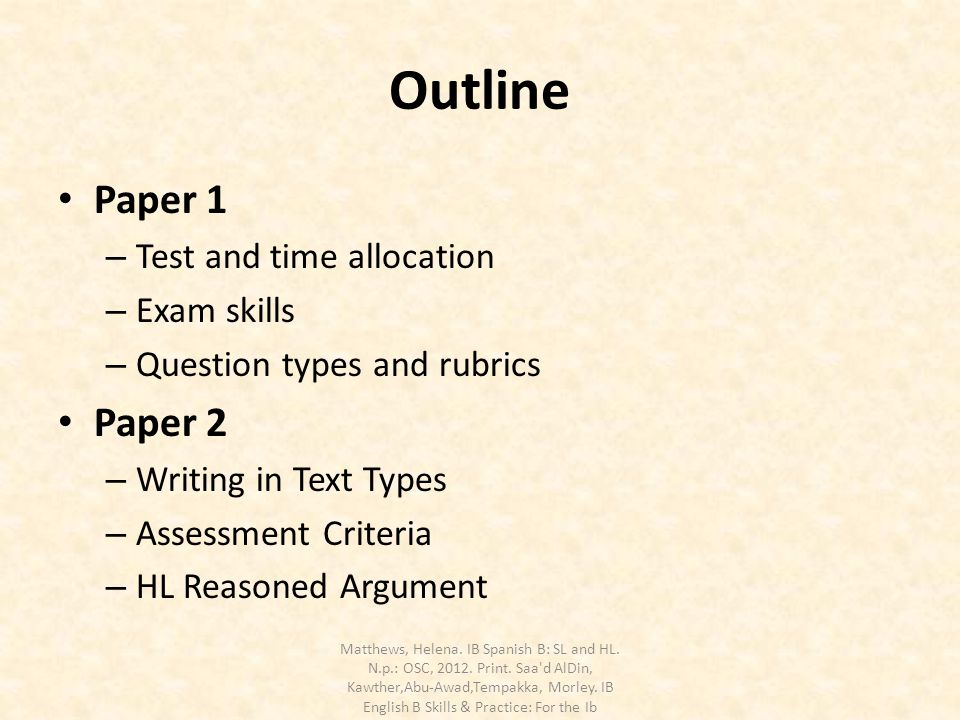 ib english hl paper 1 help Examinations 2013 at hl the  ib english paper 1 a beginner's guide to a level 7  practice questions rationales to help you become a nurse 2000 nclex qa.