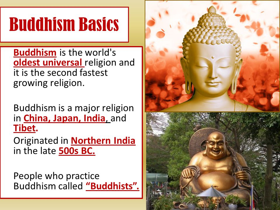 The Five Major Religions Of The World Ppt Video Online Download - Second religion in the world