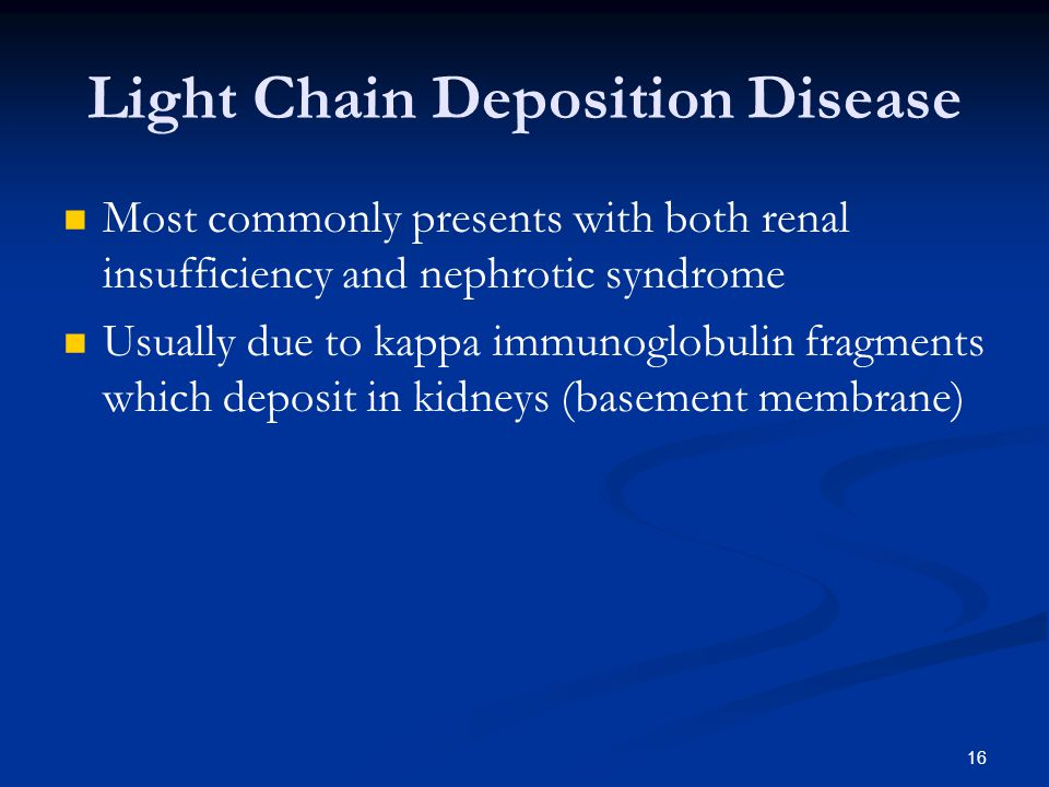 Great Kappa Light Chain Disease Tuesday Case Conference Ppt Download . Photo