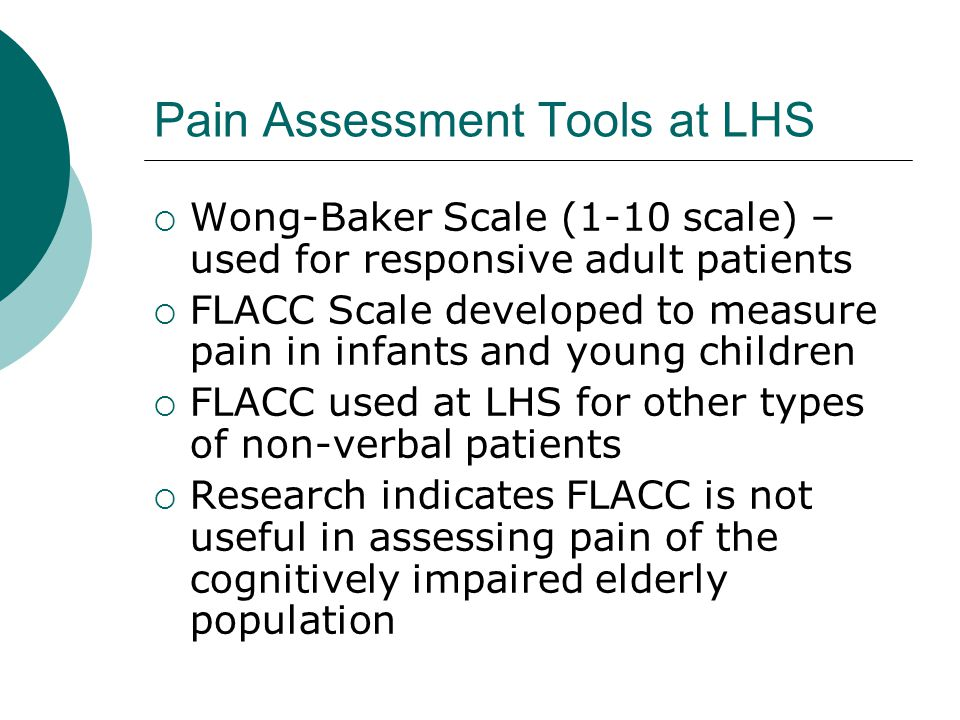assessment of pain Proper patient assessment chronic pain is defined as pain persisting longer than 12 weeks and can arise from an original injury or be secondary to co-occurring medical condition pain is a very personal and subjective experience, in which a multitude of factors such as childhood background, mental aptitude, social environment, and.