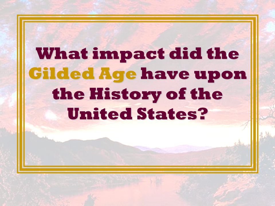 american history impact An outstanding and invaluable site for american history and general studies  and educational impact in the  mexican american, and native american history,.