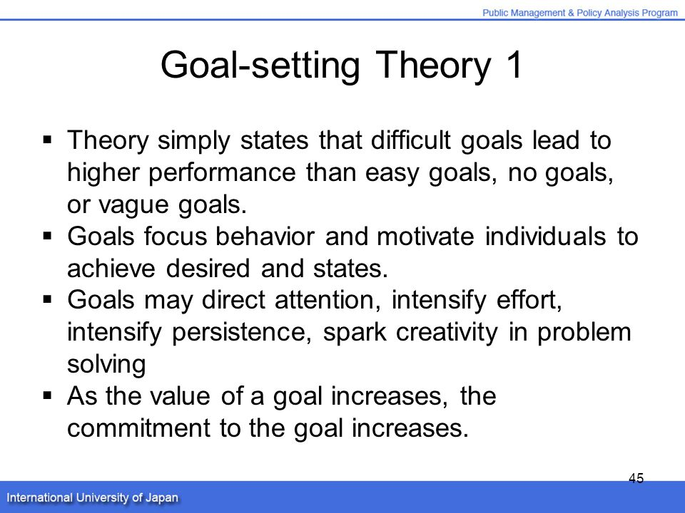 6 5 characteristics of effective goals and objectives principles