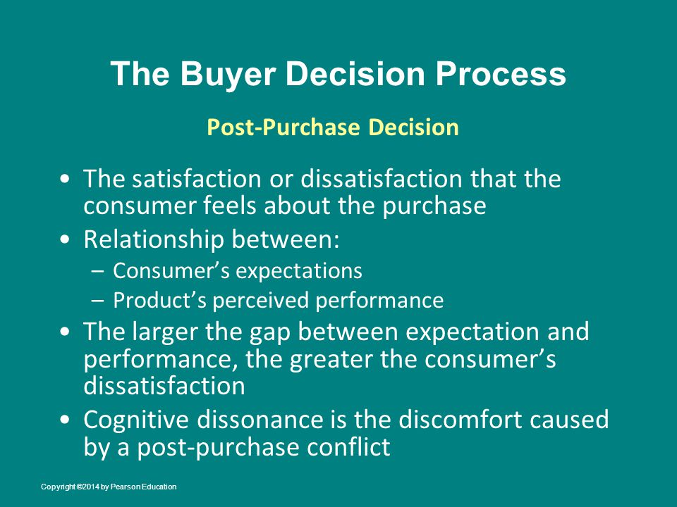 cognitive dissonance in consumer behaviour pdf