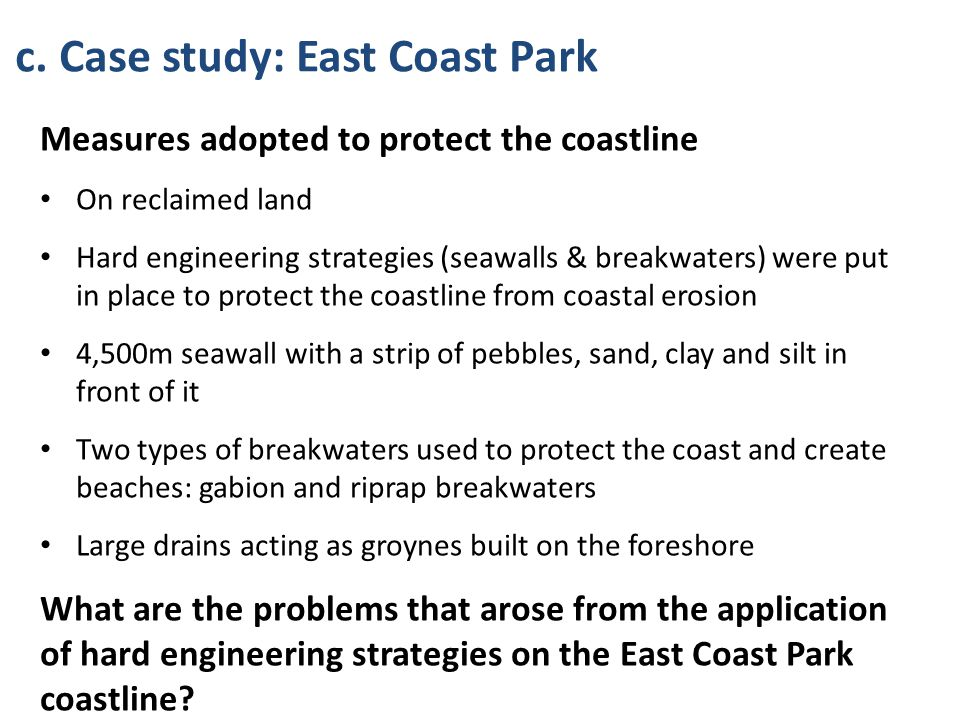Coastal Zone Issues: A Case Study (Egypt) - ScienceDirect