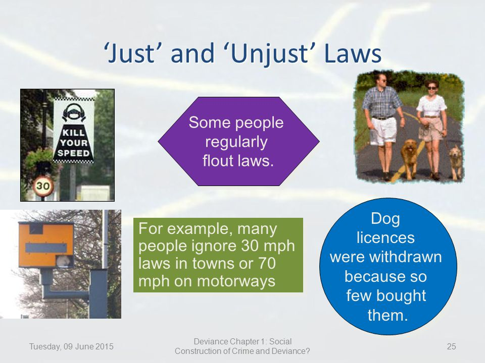 just and unjust laws essay Just and unjust laws: should the unjust laws be obeyed essay no the constant fight for just laws essay - many people believe laws are in place to protect them.