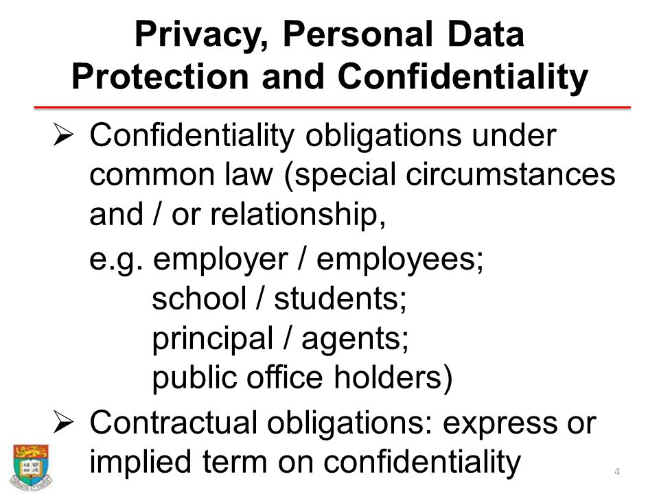 data mining and personal privacy in relationship