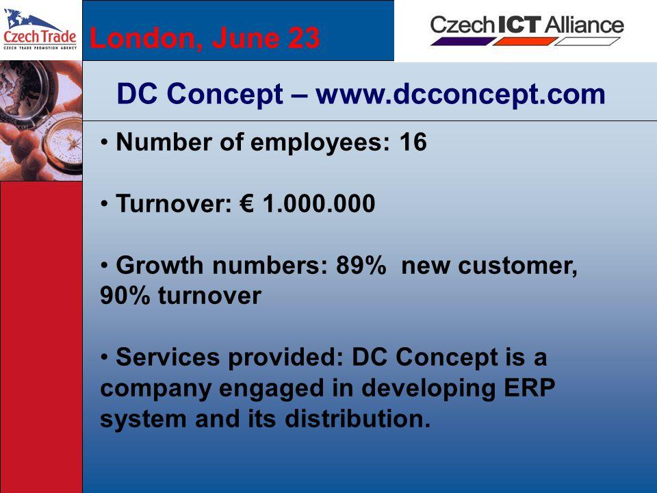DC Concept – www.dcconcept.com