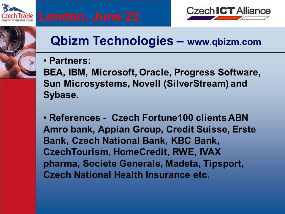 Qbizm Technologies – www.qbizm.com