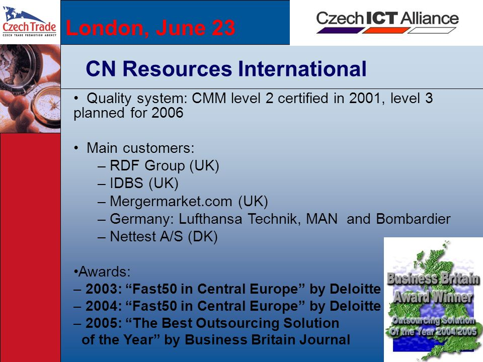 CN Resources International