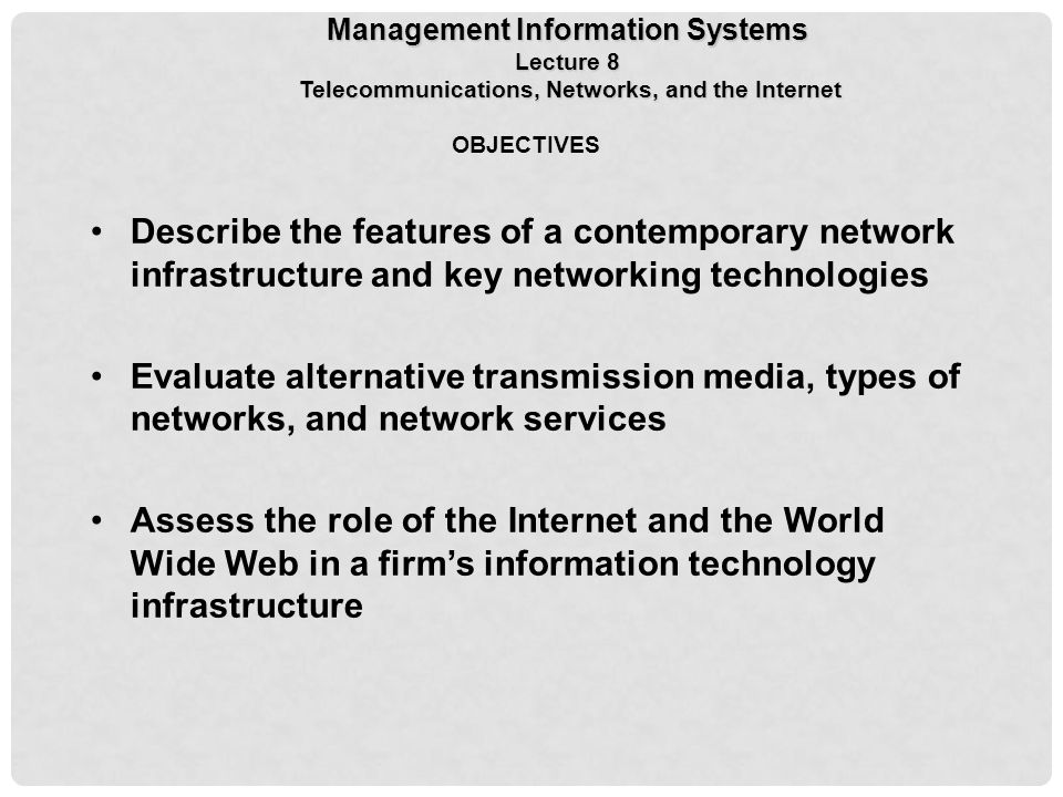 telecommunications and network management information technology essay Information technology & network communication services information technology and network communication services is one of three lines of service offered by vectrus our capabilities consist of operation and maintenance of communications systems, network security, systems installation, and full life cycle management of information technology .