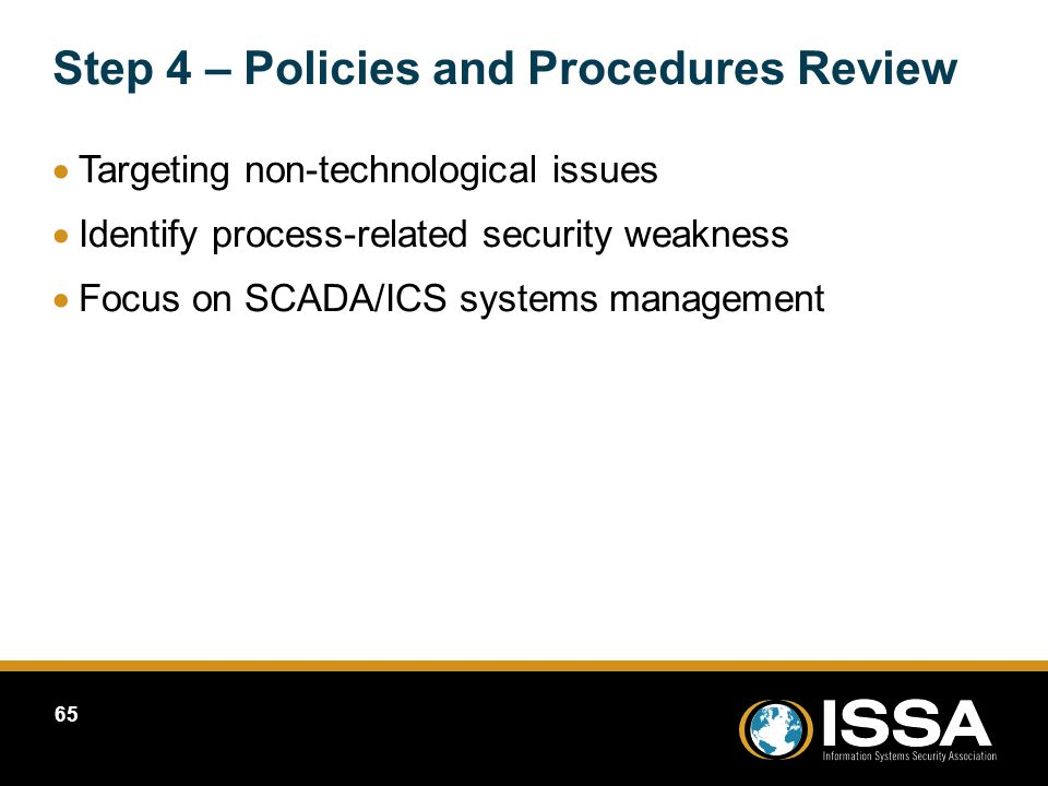 review of systems policies and procedures 001 - obligations related to policies and procedures of sci entities   (iii) a program to review and keep current systems development and testing.