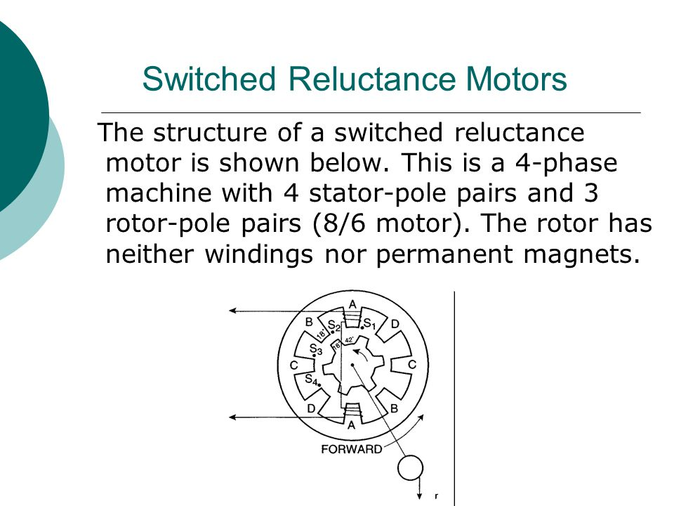 switched reluctance motor thesis Despite its robustness the switched reluctance motors (srms) present  index terms- control strategies, switched reluctance motor, torque ripple,  of switched reluctance motors, phd thesis, aalborg university, denmark, 2002.