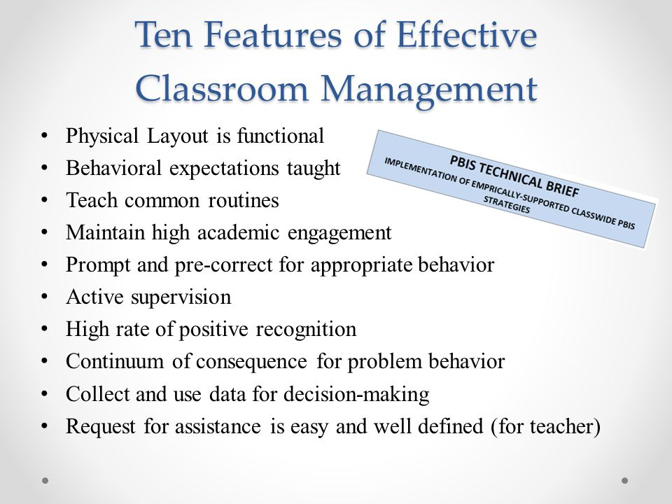 Classroom Systems Within Pbis Ppt Video Online Download