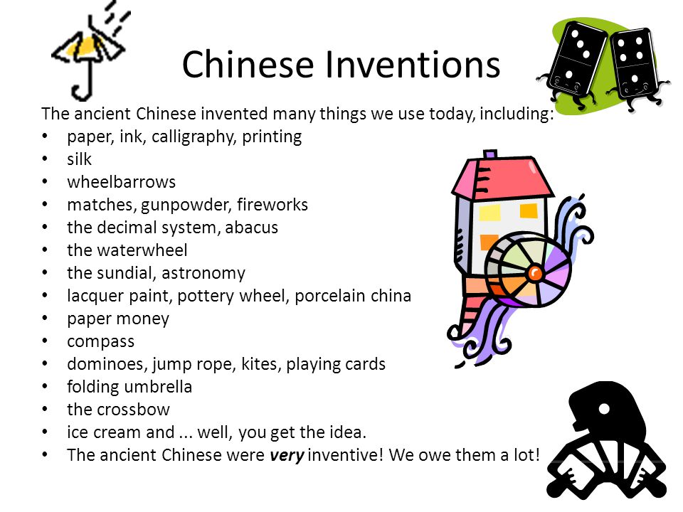 Top 10 greatest inventions of ancient China