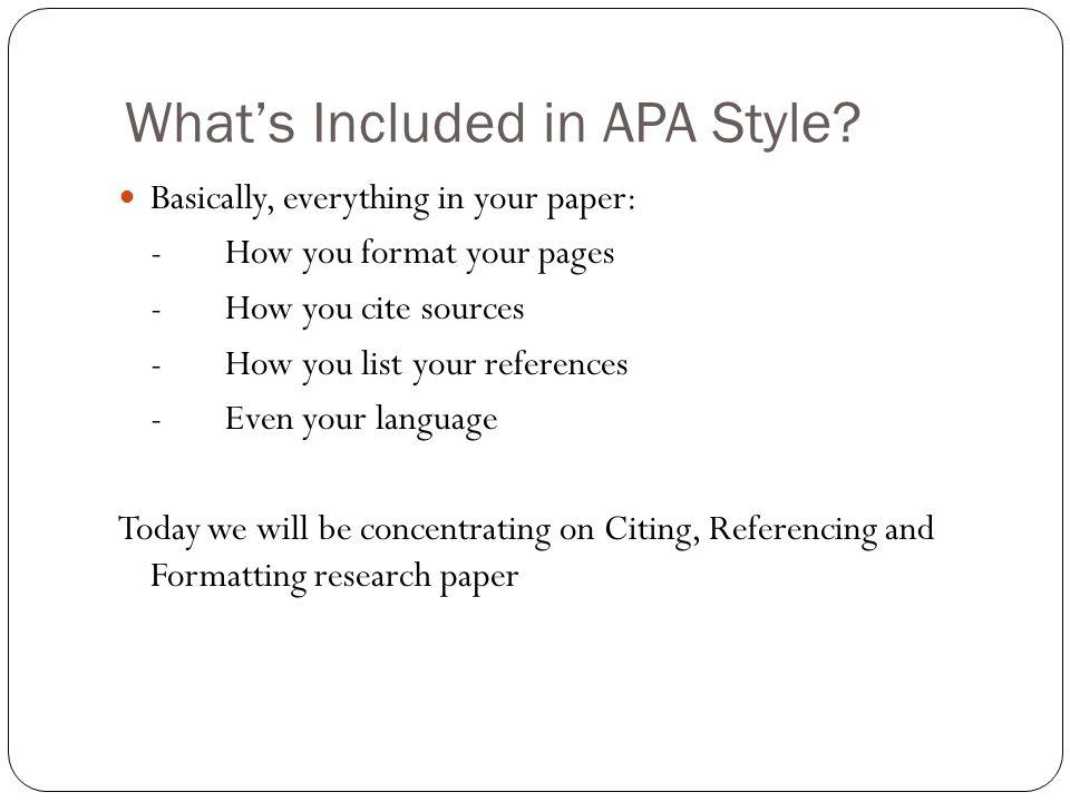 apa 6th edition bibliography format