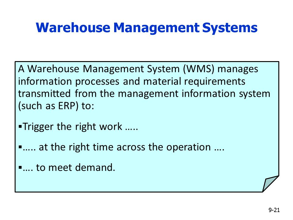 Materials management - Wikipedia