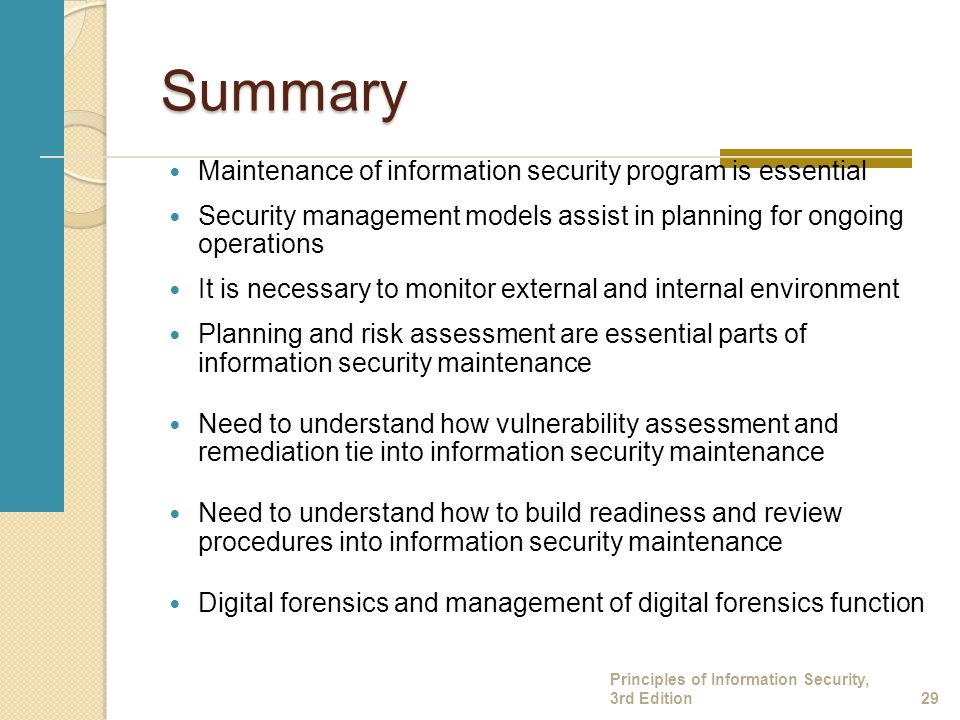 information security ppt