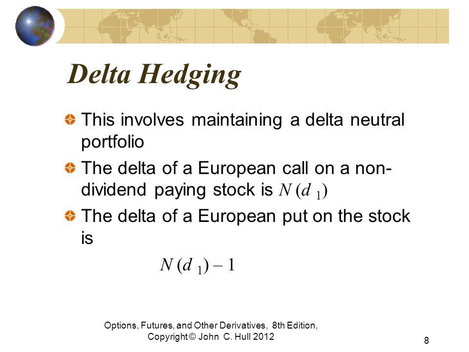 High delta stock options