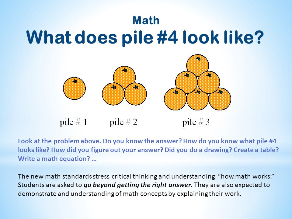 how to write out math problems Mathematics with java mt some working knowledge on using java to solve real math problems that they face in that prints out your name write a.