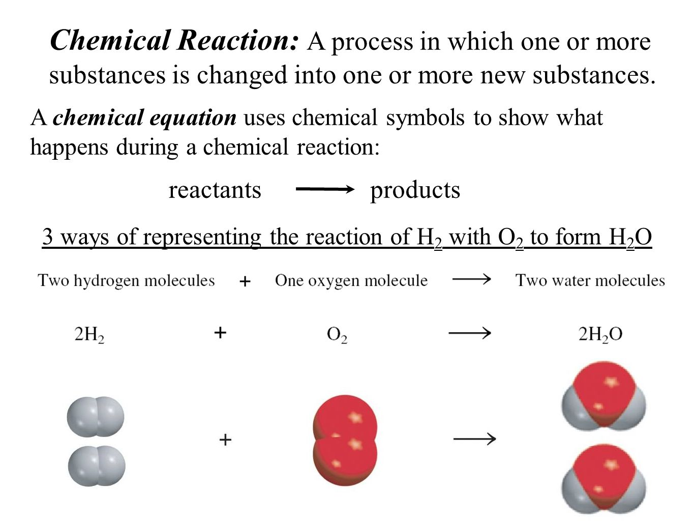 Mass relationships in chemical reactions ppt download 51 3 buycottarizona Image collections