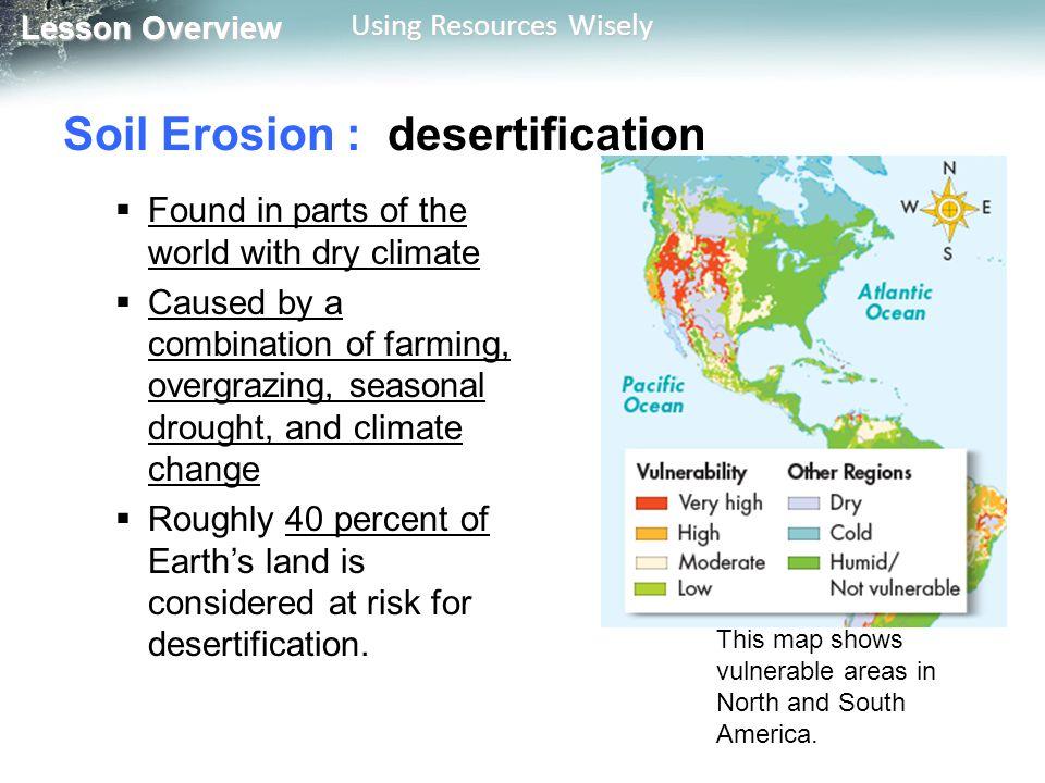 7 Soil Erosion Desertification