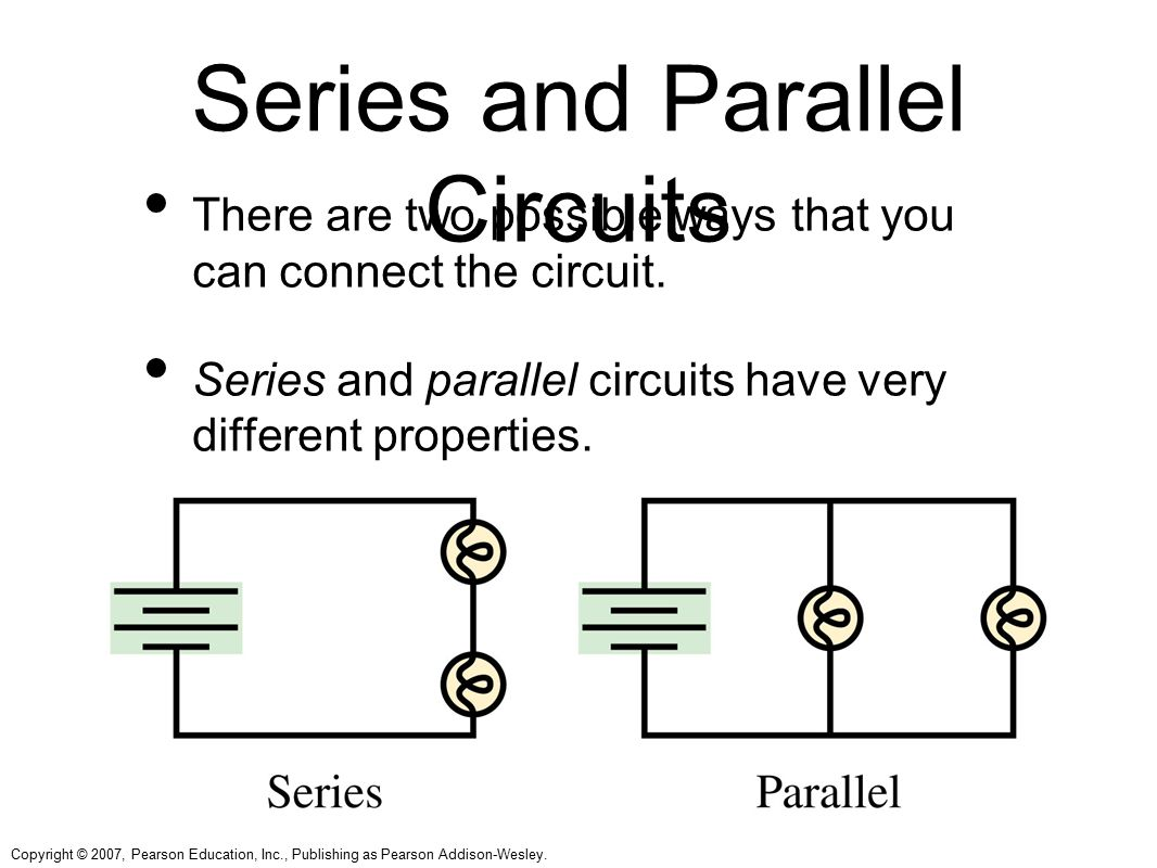 series circuits practical problems