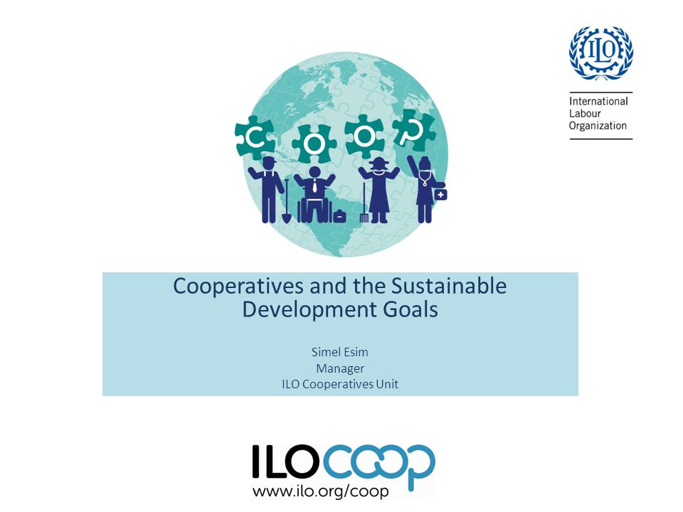 the cooperatives and the national development