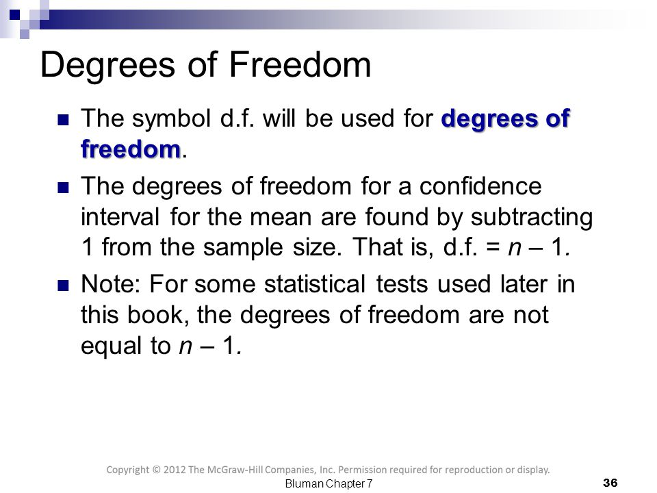 Confidence intervals and sample size ppt download for T table for 99 degrees of freedom
