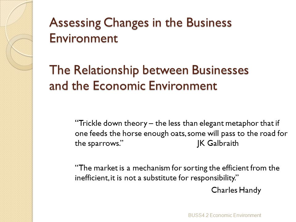 business and the economic environment m1 Transcript of unit 38- business and the economic environment the business cycle m1, d1 lo- understand the impact on business of changes in the economic environment.