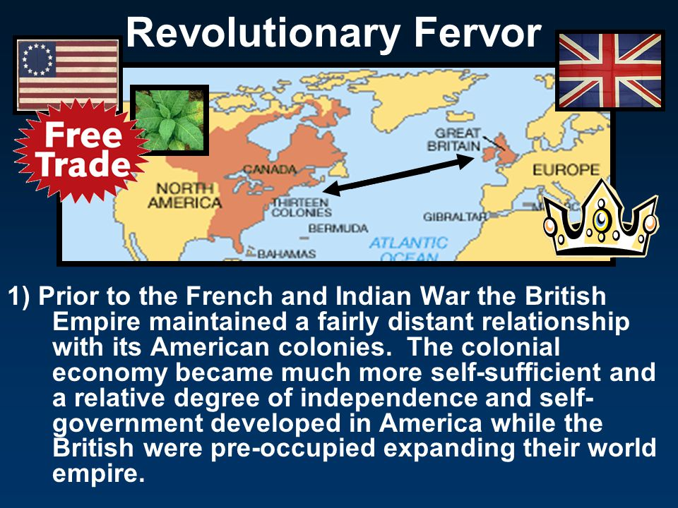 french and indian war british american relationship
