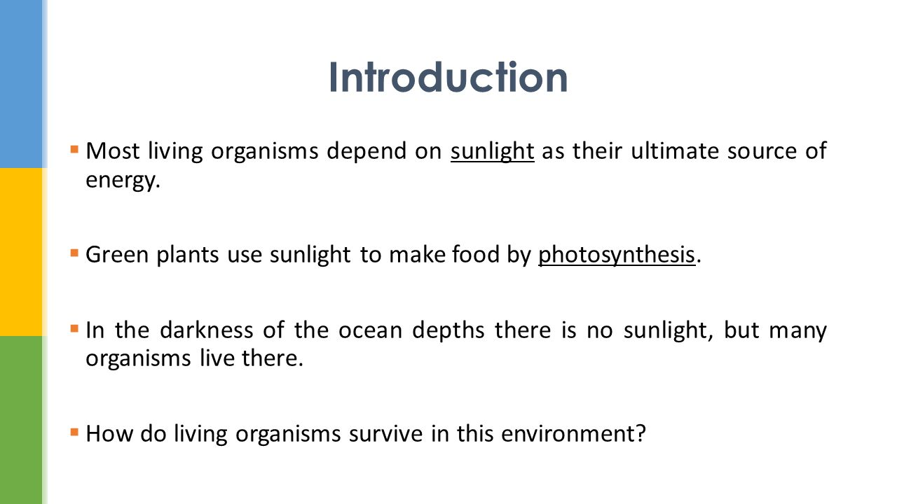 where and by what organisms does chemosynthesis occur Photosynthesis and respiration are  they work well since living organisms supply plants with carbon dioxide which  can occur only in.