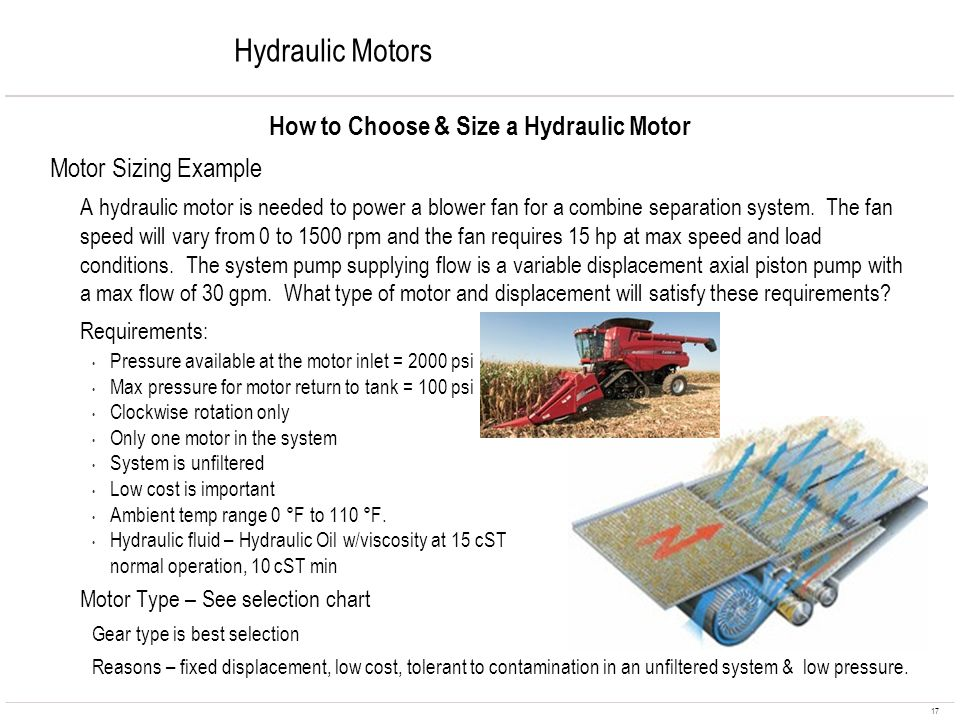 Hydraulic Systems Training Ppt Download