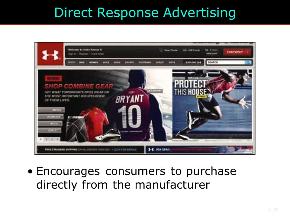 Direct Response Advertising