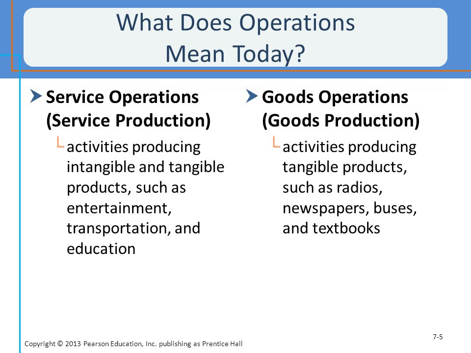 operations management creating value pdf