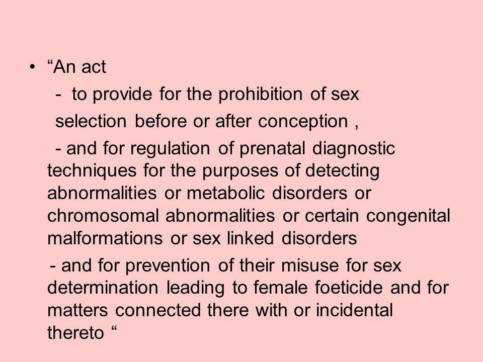 detection of chromosomal abnormalities in prenatal