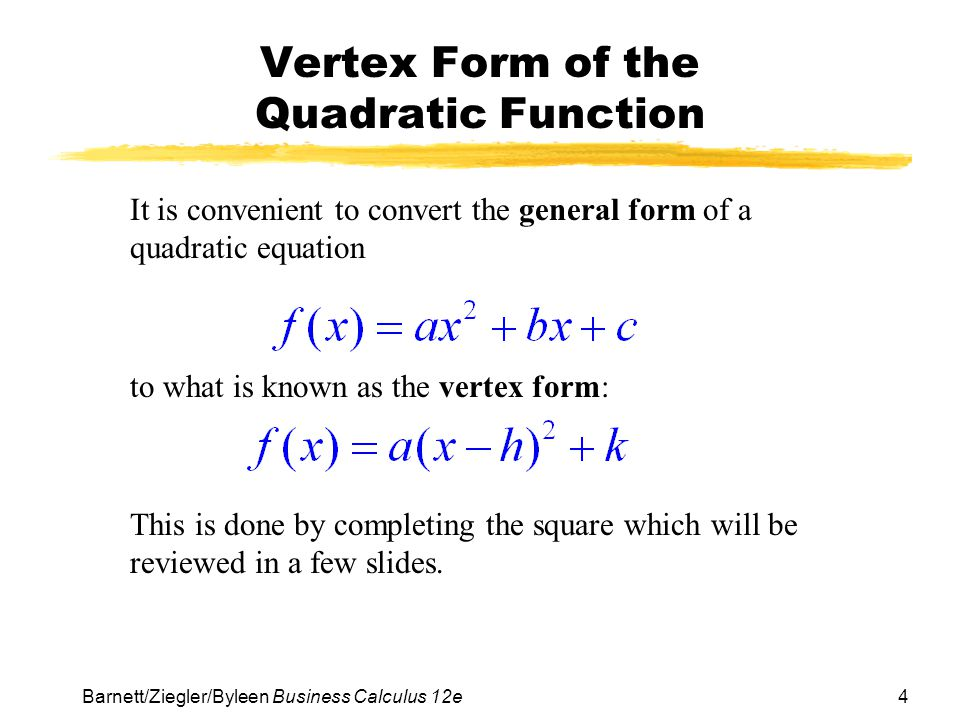 Convert Vertex Form To Standard Form Calculator Choice Image Free