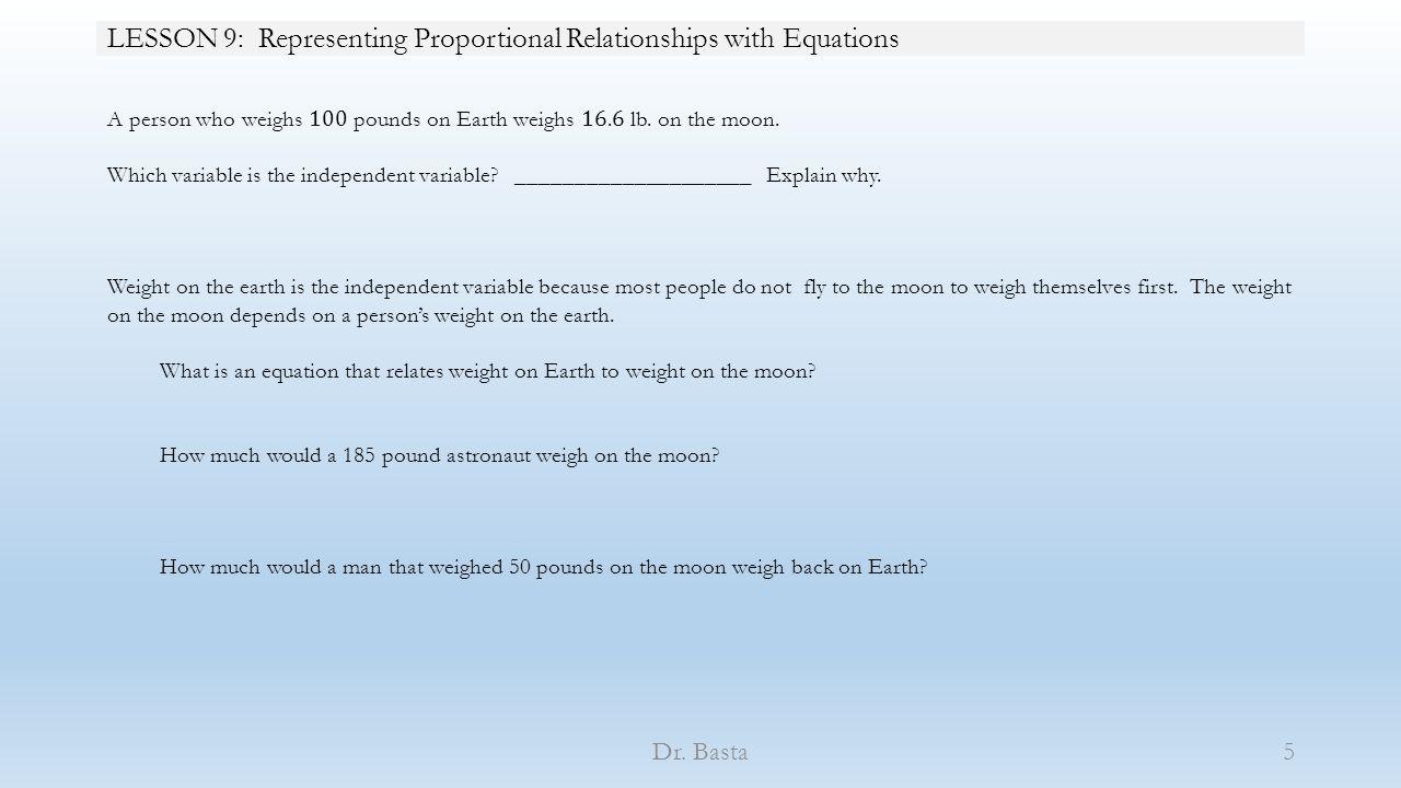 Proportional Relationship Worksheet - Checks Worksheet