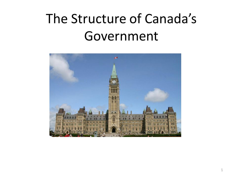 the structure of the canadian government essay Racism in canada essay sample  policy), are formed by canadian government to eliminate racism and all other kinds of discrimination against immigrants in canadian .