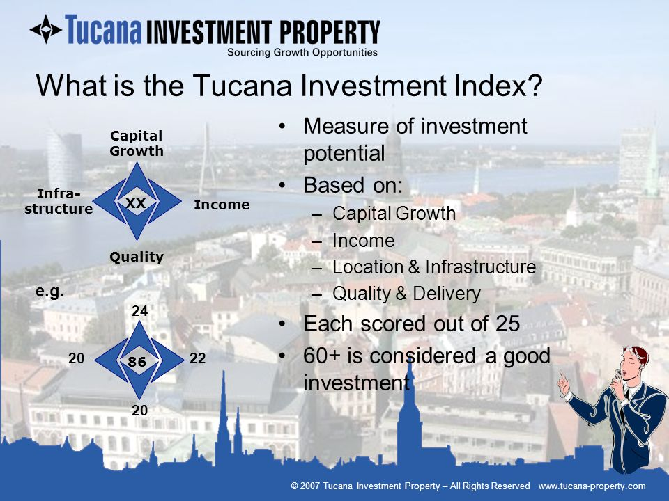 What is the Tucana Investment Index