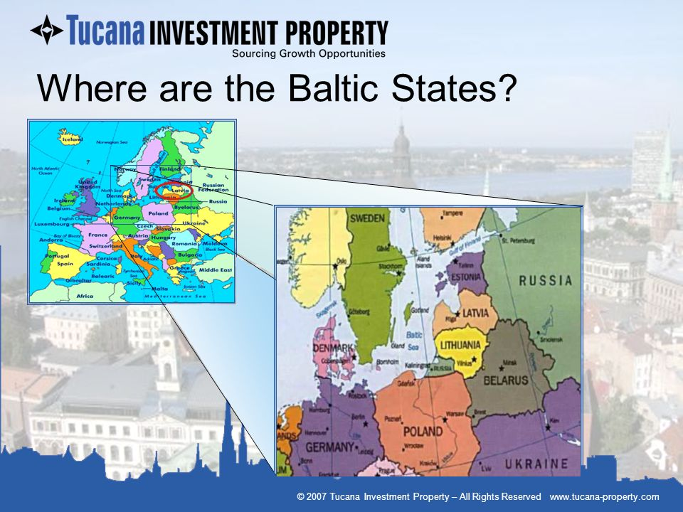 Where are the Baltic States