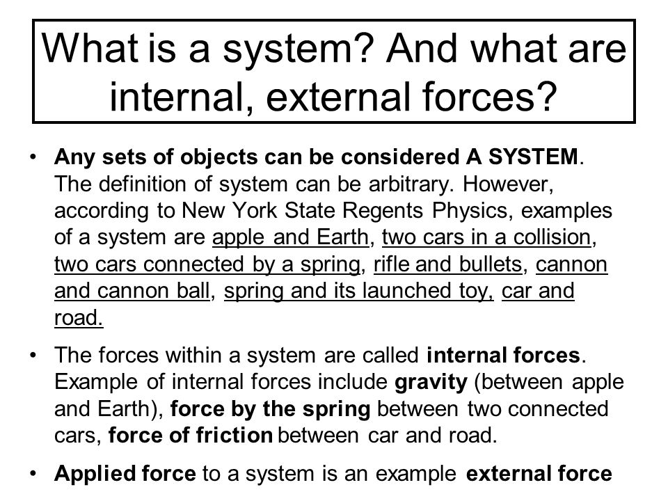 internal external forces Internal and external forces mit opencourseware loading  statics: lesson 56 - introduction to internal forces, m, n, v - duration: 16:27.