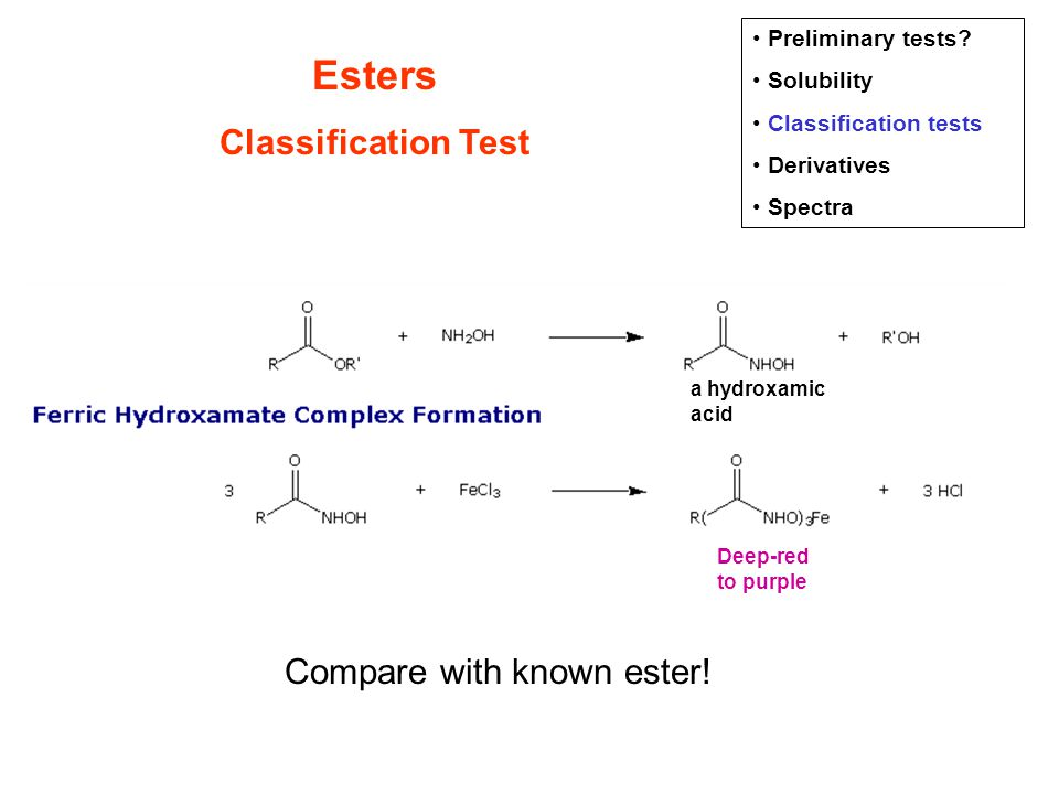 classification tests for carboxylic acid and Structure of carboxylic acids in comparing the structures of formic acid and formaldehyde, it is to be found that apart from formic acid's acidic hydrogen, both have.