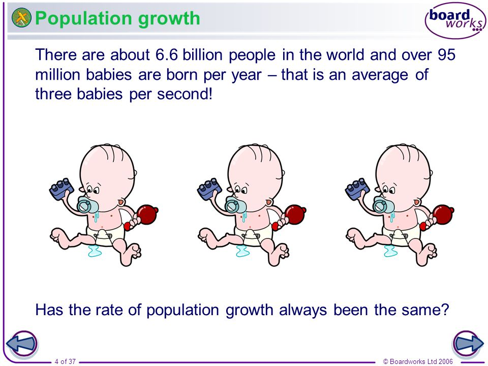 Impact of Population Growth to Environmental Science Essay