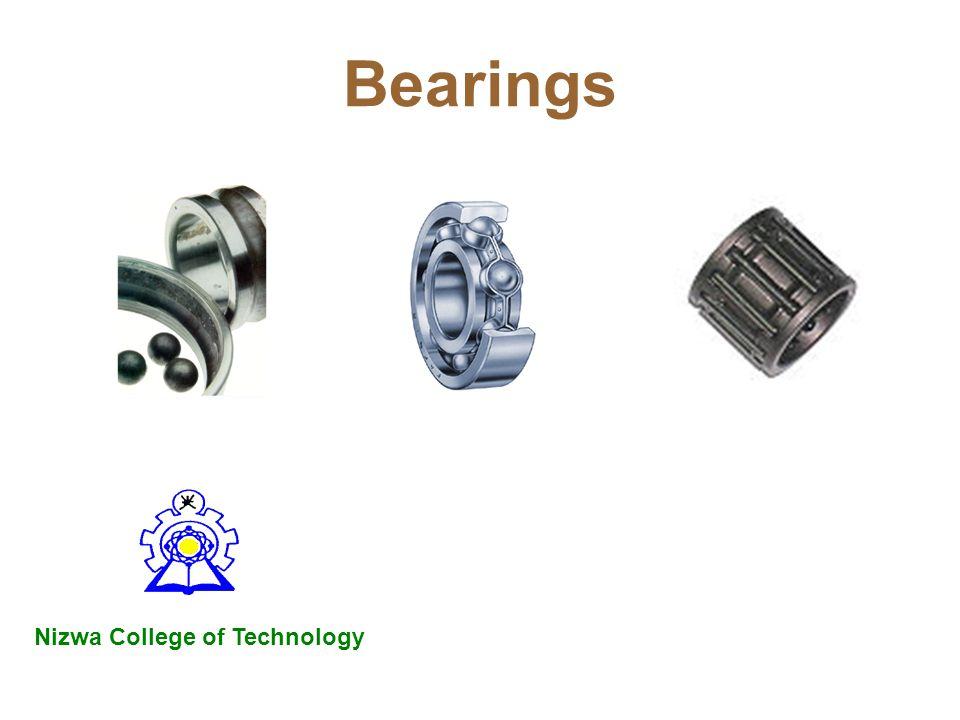 Bearings Nizwa College of Technology