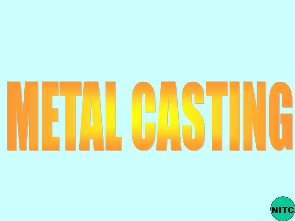 METAL CASTING NITC